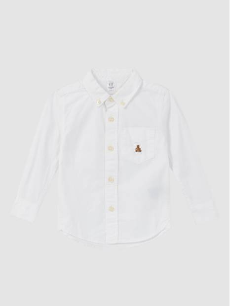 Toddler Oxford Button-Down Shirt