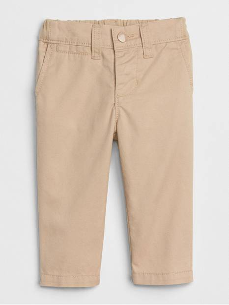 Chinos in Stretch