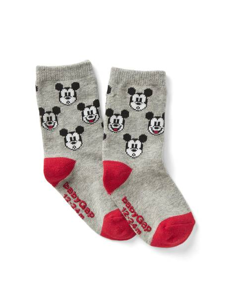 babyGap &#124 Disney baby Mickey Mouse socks