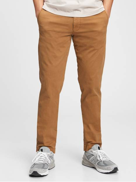 Vintage Khakis in Slim Fit with GapFlex