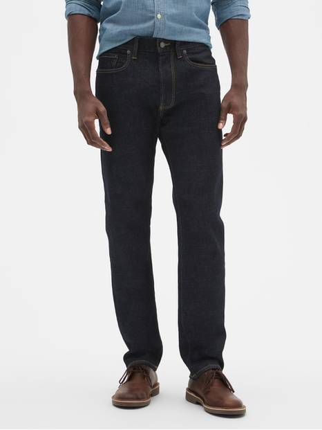 Athletic Fit Jeans with GapFlex