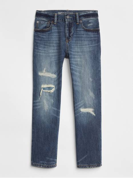 Kids Destructed Original Fit Jeans