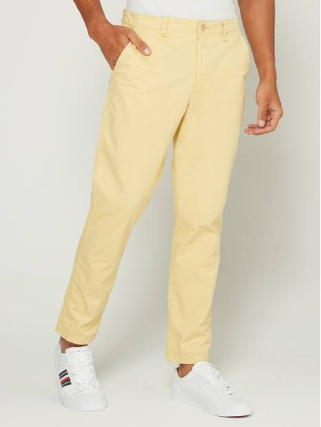 Stretch Girlfriend Chino Pants