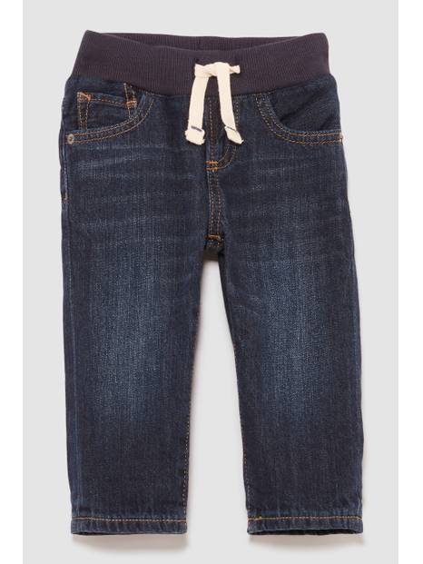 Toddler Pull-On Slim Jeans.