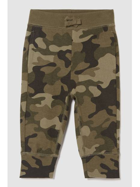 Pull-On Camo Joggers