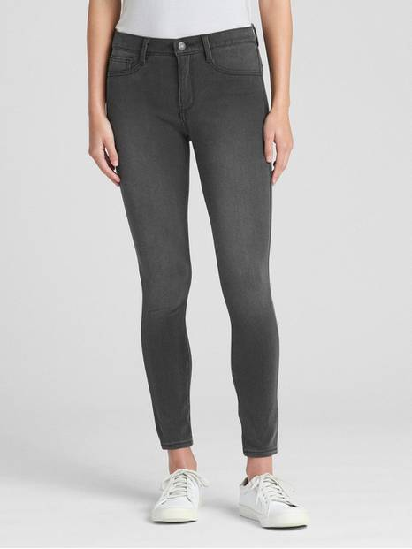 Soft Wear Mid Rise Knit Favorite Jeggings