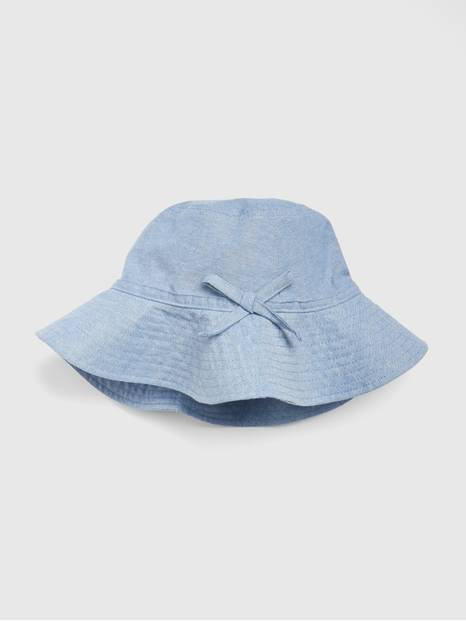 Toddler Chambray Sun Hat