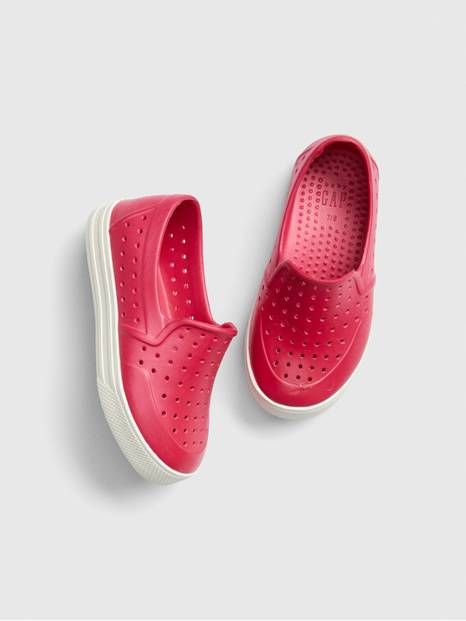 Toddler Rubber Slip-On Shoes