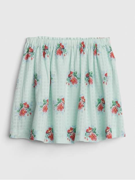 Toddler Rose Flippy Skirt