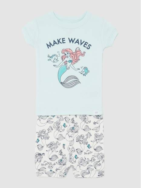 babyGap | Disney Ariel Short Pajama Set