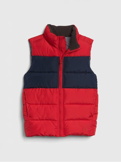 Kids ColdControl UltraMax Down Vest