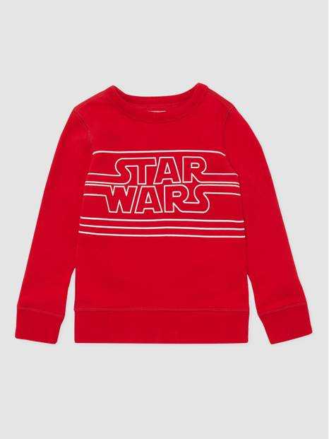 Kids Gap Star Wars Graphic Sweatshirt