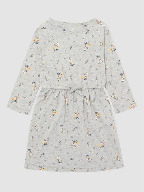 Kids Eazy 3/4 Sleeves Dress