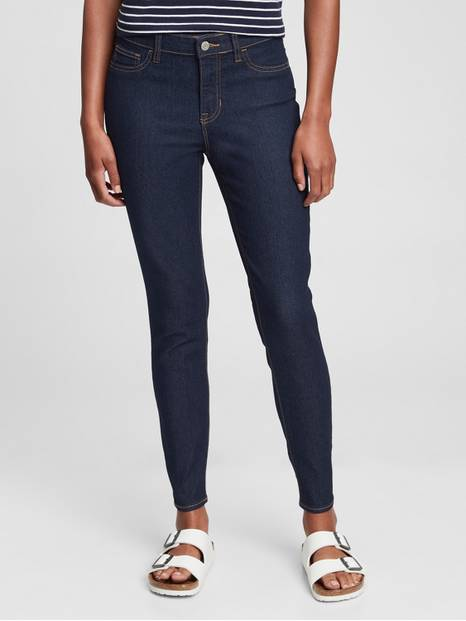 Mid Rise Cropped Favorite Jegging With Washwell&#153