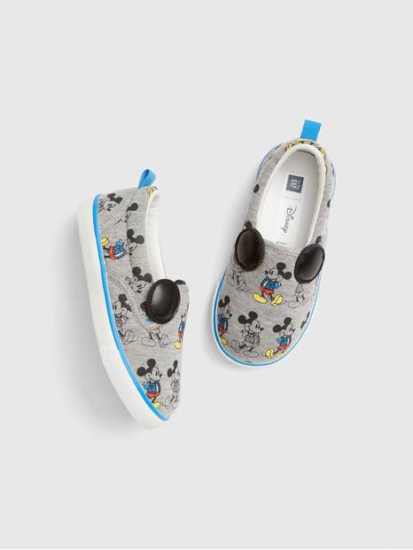 babyGap &#124 Disney Mickey Mouse Slip-On Sneakers