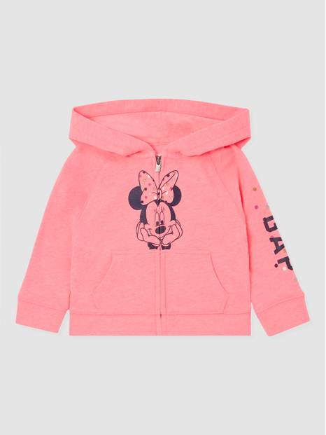 ToddlerGap Disney Minnie Mouse Hoodie