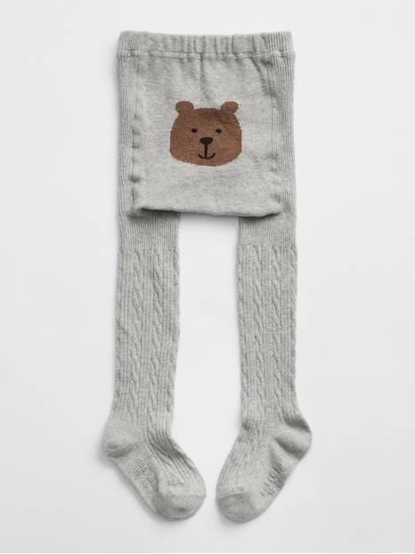 Toddler Bear Tights