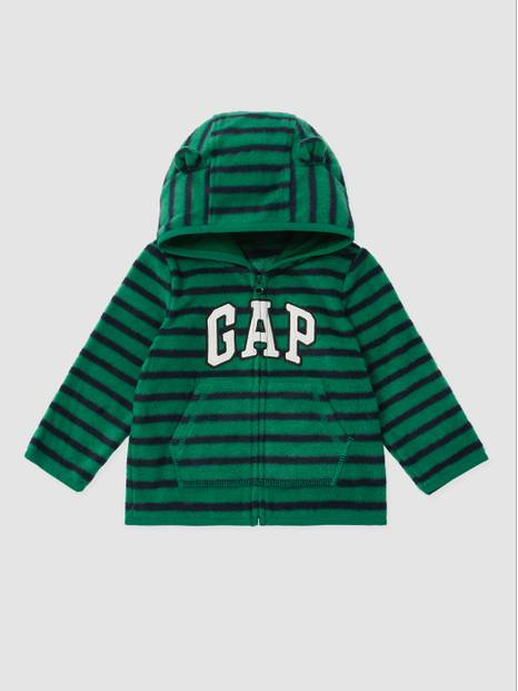 BabyGap Brannan Bear Hooded Sweatshirt