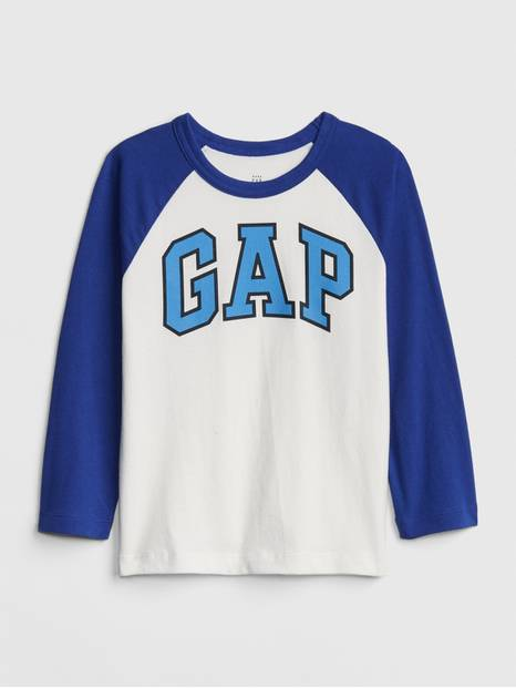 Toddler Gap Logo Raglan T-Shirt