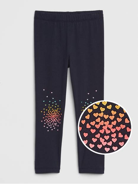 Toddler Everyday Stretch Leggings