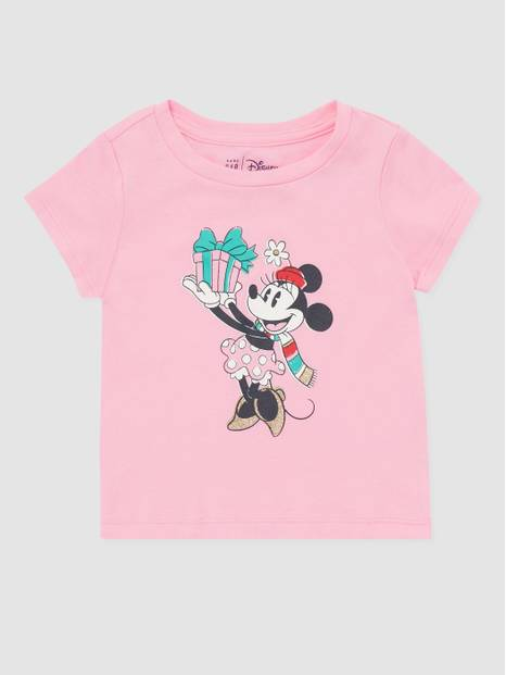 ToddlerGap Disney Minnie Mouse Graphic T-Shirt