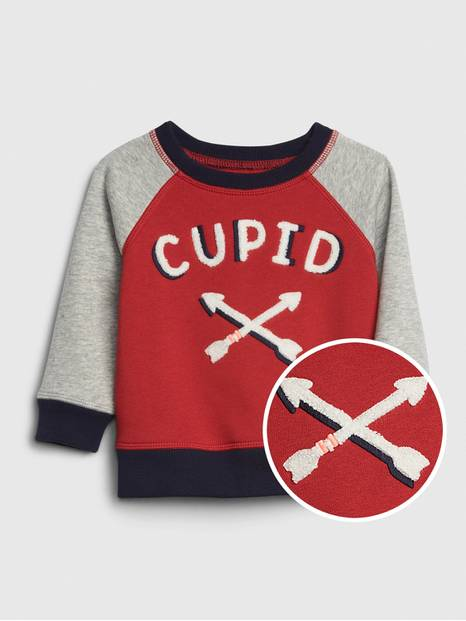 Baby Love Graphic Sweatshirt