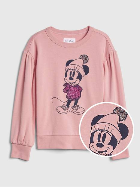 GapKids &#124 Disney Minnie Mouse Sweatshirt
