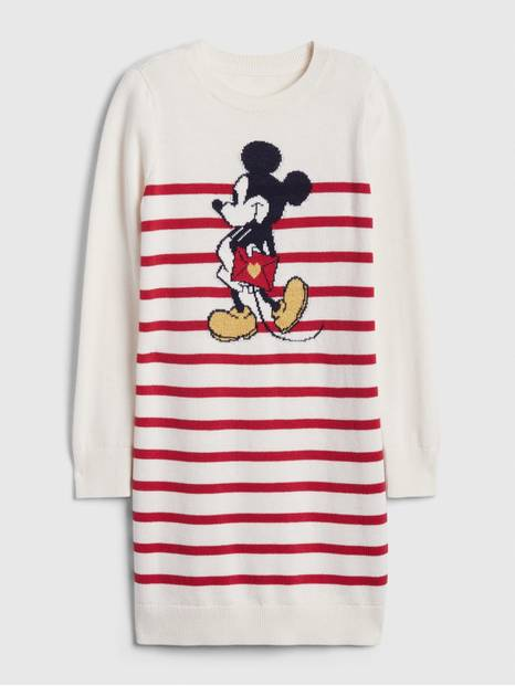 GapKids &#124 Disney Minnie Mouse Sweater Dress