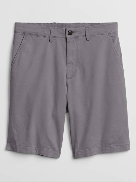 "10"" Lived-In Shorts with GapFlex"