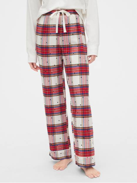 Flannel Pajama Pants