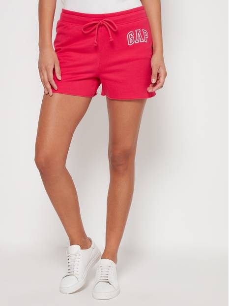 Logo Embroidered Heritage Shorts