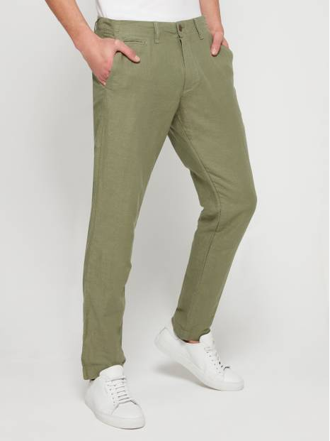 Vintage Chinos in Slim Fit