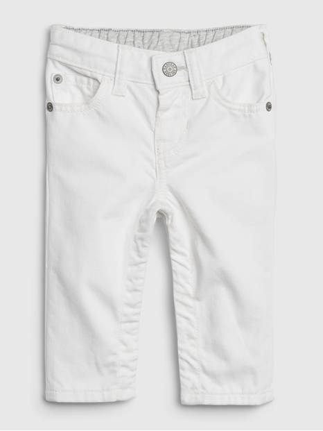Baby Slim Jeans in Stain Resistant