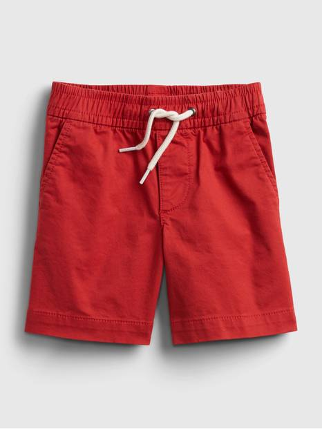 Toddler Easy Pull-On Shorts