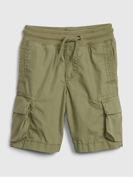 Toddler Pull-On Cargo Shorts