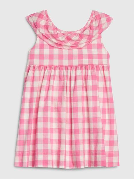 Baby Gap Gingham Dress