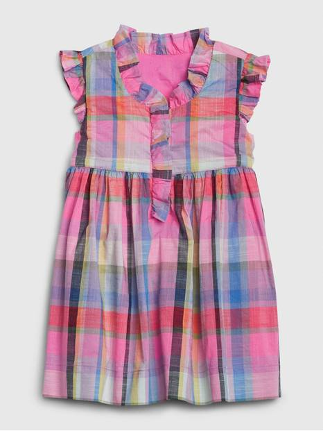 RT PLAID DRESS | 213559522