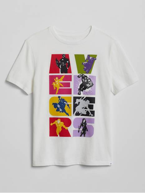 GapKids | Marvel&#153 Shield T-Shirt