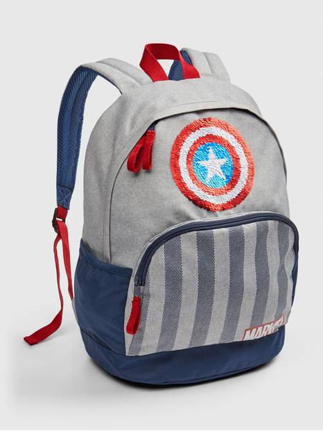 GapKids &#124 Marvel Captain America Senior Backpack