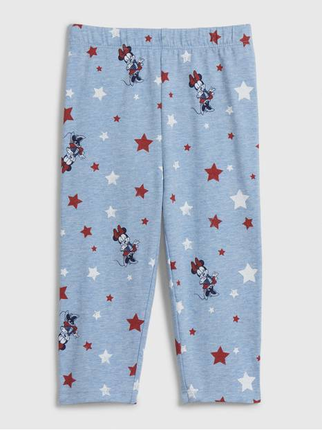 babyGap &#124 Disney Minnie Mouse Crop Leggings