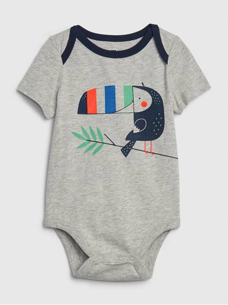 Baby Mix and Match Graphic Bodysuit