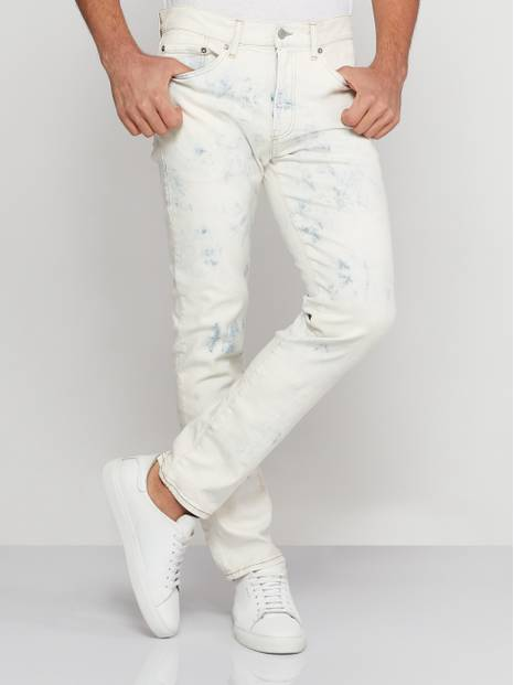 Mid Rise Slim Jeans with GapFlex