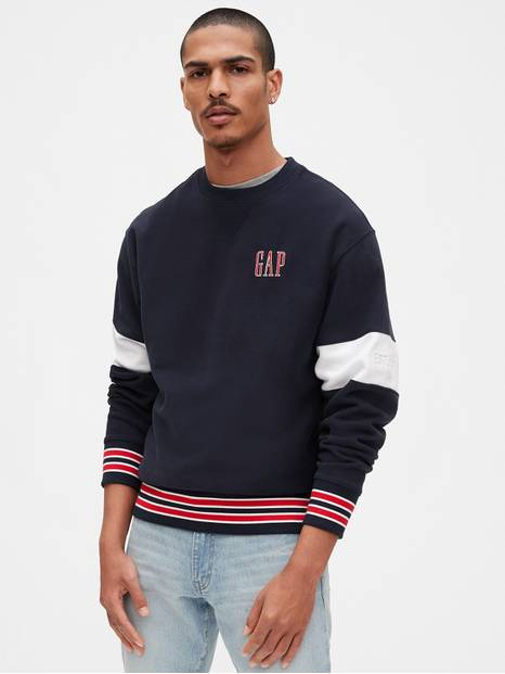 Gap Logo Crewneck Sweater