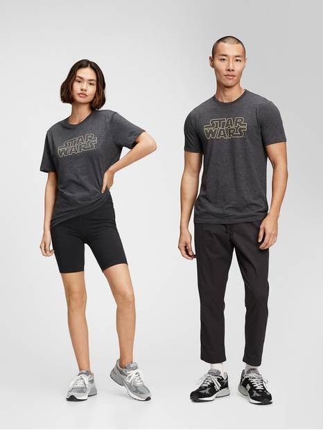 Star Wars&#153 Graphic Short Sleeve T-Shirt
