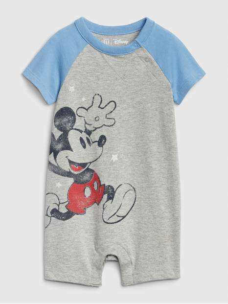 babyGap &#124 Disney Mickey Mouse Shorty One-Piece