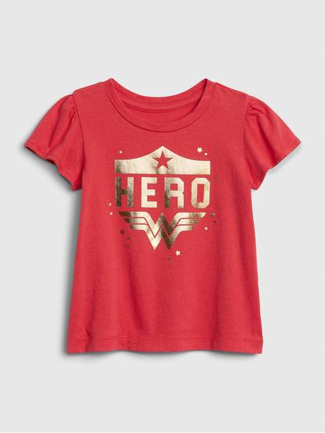 babyGap &#124 DC&#153Wonder Woman Flutter T-Shirt