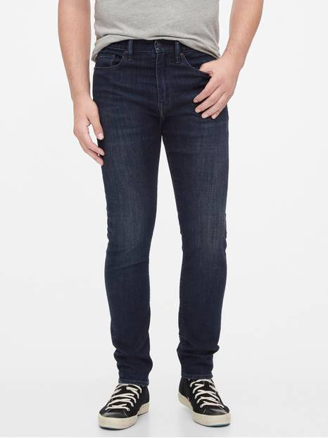 Soft Wear Slim Taper Jeans with GapFlex