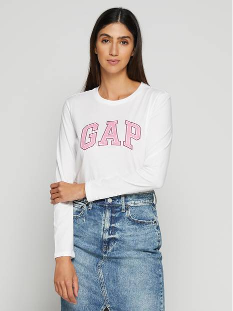 Gap Logo Easy Heavyweight T-Shirt