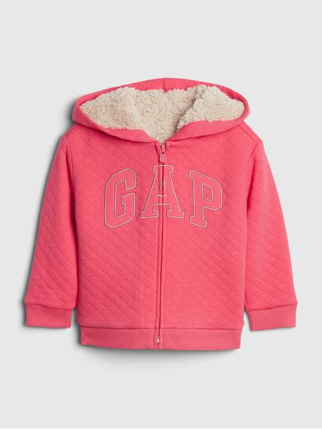 QUILTED COZY LOGO FZ | 213883376