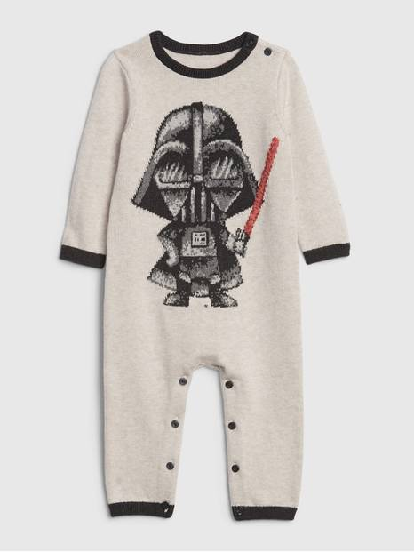babyGap &#124 StarWars&#153 Darth Vader One-Piece